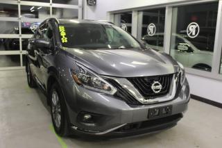 Used 2017 Nissan Murano CECI EST UN 2018 SV AWD TOIT CAMÉRA MAIN for sale in Lévis, QC