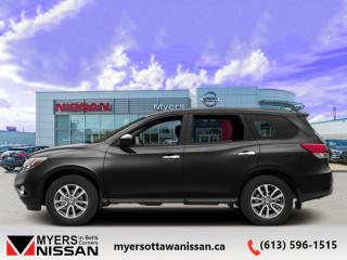 Used 2014 Nissan Pathfinder SL  - Leather Seats -  Bluetooth - $118 B/W for sale in Ottawa, ON