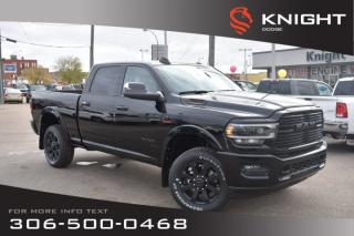 New 2019 RAM 2500 Laramie Crew Cab | Sunroof | Navigation for sale in Swift Current, SK