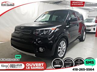 Used 2018 Kia Soul EX* CAMERA* A/C* SIEGES CHAUFFANTS* BLUETOOTH* for sale in Québec, QC