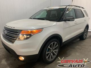 Used 2015 Ford Explorer XLT 4x4 Sport Cuir/Tissus Toit Panoramique MAGS for sale in Trois-Rivières, QC