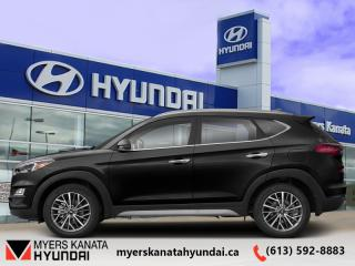 Used 2019 Hyundai Tucson 2.4L Luxury AWD  - $193 B/W for sale in Kanata, ON