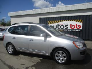 Used 2009 Kia Rondo ( 4 CYLINDRES ) for sale in Laval, QC
