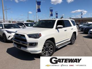 Used 2016 Toyota 4Runner LIMITED|NAVI|4X4|REDWOOD|7PASS| for sale in Brampton, ON