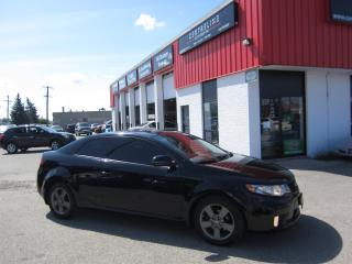 Used 2012 Kia Forte Koup EX $5,495+HST+LIC FEE /TINTED WINDOWS /CERTIFIED for sale in North York, ON
