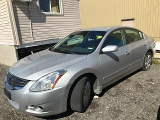 Used 2012 Nissan Altima 2.5 S,2.5 S for sale in Ottawa, ON