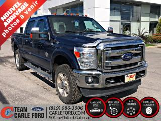 Used 2016 Ford F-250 Ford Super Duty F-250 XLT 2016, caméra d for sale in Gatineau, QC