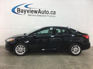 Used 2017 Ford Focus - AUTO! ONLY 16,000KMS!  HEATED SEATS! ALLOYS! FULL PWR GROUP! for sale in Belleville, ON
