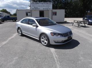 Used 2015 Volkswagen Passat TDI Comfortline for sale in Elmvale, ON