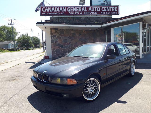 1998 BMW 5 Series