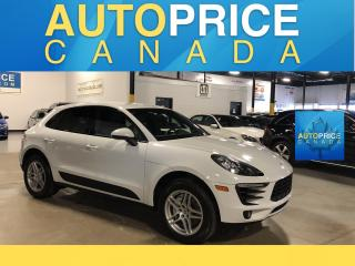 Used 2017 Porsche Macan S|NAV|LEATHER|REAR CAM for sale in Mississauga, ON