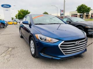 Used 2017 Hyundai Elantra - for sale in Lévis, QC