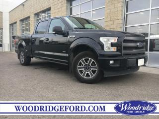 Used 2017 Ford F-150 Lariat ***PRICE REDUCED*** NO ACCIDENTS, NAVIGATION, LEATHER SEATS, SUNROOF, SPORT. for sale in Calgary, AB