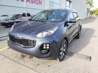 Used 2017 Kia Sportage SX Turbo SX TURBO for sale in Montréal, QC