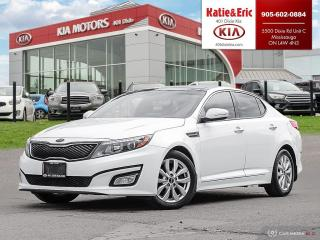 Used 2015 Kia Optima EX for sale in Mississauga, ON