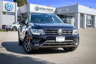 Used 2019 Volkswagen Tiguan COMFORTLINE for sale in Surrey, BC