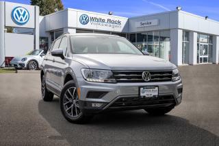 New 2019 Volkswagen Tiguan Comfortline <b>*7 PASSENGER* *VEGAN LEATHER* * HUGE SUNROOF* *APPLE CARPLAY* *ANDROID AUTO* *HEATED SEATS* <b> for sale in Surrey, BC