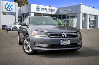 Used 2012 Volkswagen Passat 2.0 TDI Highline <b>*LEATHER* *SUNROOF* *DIESEL* *NAVIGATION* *REMOTE START* <b> for sale in Surrey, BC