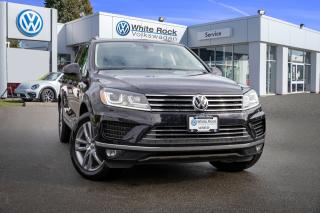 Used 2015 Volkswagen Touareg 3.0 TDI Highline *LEATHER* *SUNROOF* *DIESEL* *NAVIGATION* for sale in Surrey, BC