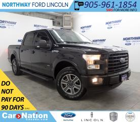 Used 2017 Ford F-150 XLT | NAV | 2.7L | SPORT | TAILGATE STEP | TONNEAU for sale in Brantford, ON