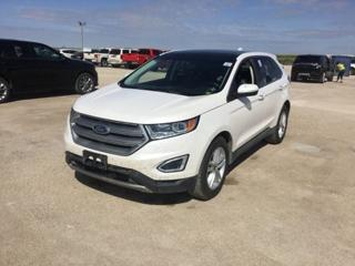 Used 2017 Ford Edge SEL *AWD/Navi/B.tooth/Htd Lthr/Pano Roof for sale in Winnipeg, MB