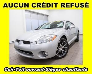 Used 2008 Mitsubishi Eclipse GT-P V6 SIÈGES CHAUFF CUIR TOIT OUVRANT *BAS KM* for sale in Mirabel, QC