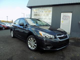 Used 2013 Subaru Impreza ***AWD,AUTOMATIQUE,MAGS,BAS KILOMETRAGE* for sale in Longueuil, QC