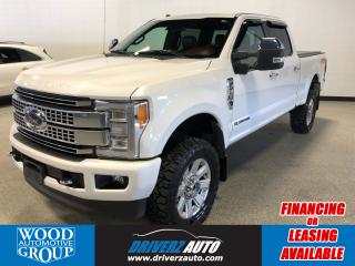Used 2018 Ford F-350 Platinum PLATINUM ULTIMATE PACKAGE. for sale in Calgary, AB