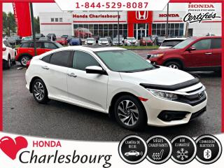 Used 2016 Honda Civic EX **TOIT OUVRANT**46 485 KM** for sale in Charlesbourg, QC