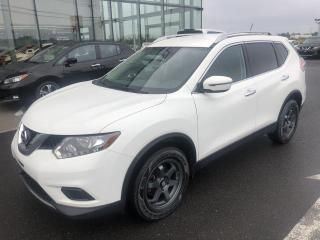 Used 2016 Nissan Rogue S, AWD, MAGS, A/C, CERTIFIE for sale in Lévis, QC