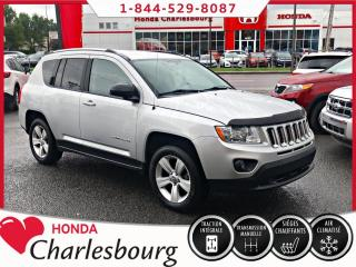 Used 2011 Jeep Compass SPORT NORTH 4X4 **61 268 KM** for sale in Charlesbourg, QC