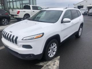 Used 2016 Jeep Cherokee North Edition, V6, AWD, for sale in Lévis, QC