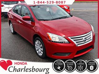 Used 2014 Nissan Sentra S AUTOMATIQUE **79 148 KM** for sale in Charlesbourg, QC