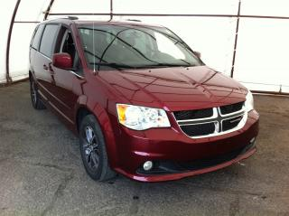 Used 2017 Dodge Grand Caravan CVP/SXT DVD, NAVIGATION, POWER SEAT, REVERSE CAMERA, TRAILER TOW GROUP for sale in Ottawa, ON