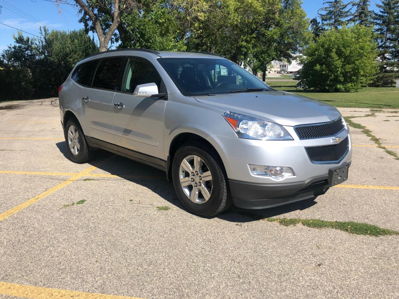 Used Tires Winnipeg >> Used 2010 Chevrolet Traverse 1lt One Owner New Tires Remote