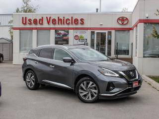 Used 2019 Nissan Murano SL for sale in North York, ON