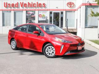 Used 2019 Toyota Prius Base for sale in North York, ON