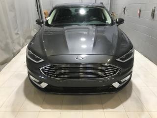 Used 2018 Ford Fusion Hybrid Titanium for sale in Leduc, AB