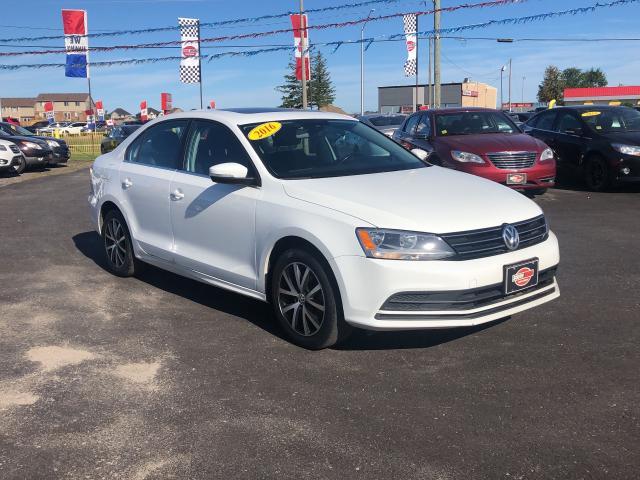 2016 Volkswagen Jetta SUNROOF*BACK UP CAM*