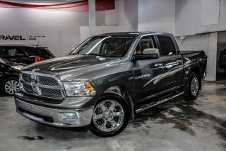 Used 2011 RAM 1500 Cabine CREW 4RM, Laramie for sale in Montréal, QC