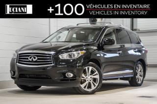 Used 2015 Infiniti QX60 2015 Infiniti QX60 - AWD 4dr for sale in Montréal, QC