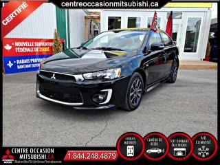 Used 2017 Mitsubishi Lancer for sale in Blainville, QC