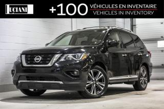 Used 2017 Nissan Pathfinder 2017 Nissan Pathfinder - 4WD 4dr Platinum for sale in Montréal, QC