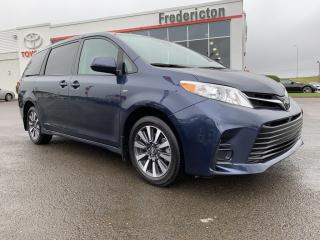 Used 2019 Toyota Sienna LE for sale in Fredericton, NB