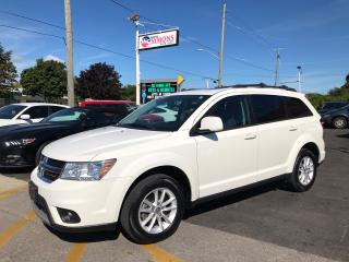 Used 2015 Dodge Journey SXT for sale in Cobourg, ON
