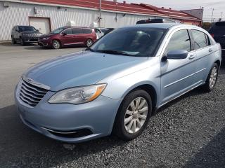 Used 2012 Chrysler 200 LX for sale in Val-D'or, QC