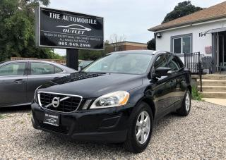 Used 2011 Volvo XC60 AWD 3.2L PANO ROOF NO ACCIDENT for sale in Mississauga, ON