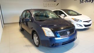 Used 2008 Nissan Sentra Berline 4 portes for sale in St-Raymond, QC