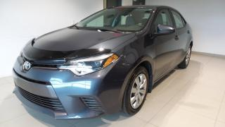 Used 2016 Toyota Corolla LE berline 4 portes for sale in St-Raymond, QC