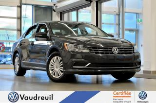 Used 2016 Volkswagen Passat 1.8 TSI Trendline * MANUELLE * APP-CONNE for sale in Vaudreuil-Dorion, QC